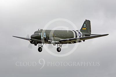 WB - Douglas C-47 Skytrain 00030 Douglas C-47 Skytrain by Peter J Mancus