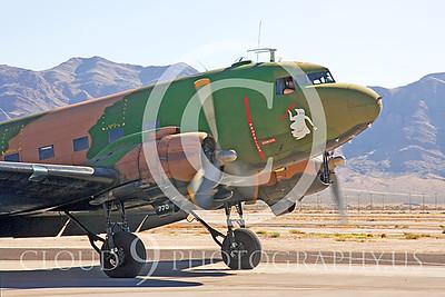 WB-C-47 00003 Douglas AC-47 Skytrain by Peter J Mancus