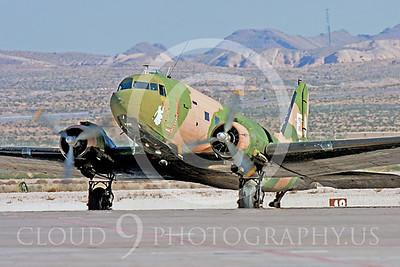 WB-C-47 00009 Douglas AC-47 Skytrain by Peter J Mancus