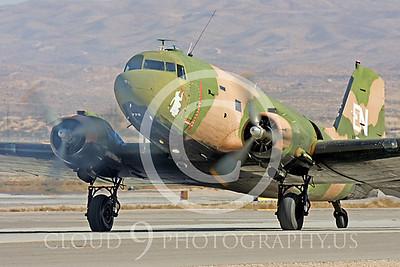WB-C-47 00027  Douglas AC-47 Skytrain by Peter J Mancus