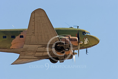 WB-C-47 00020 Douglas AC-47 Skytrain by Peter J Mancus