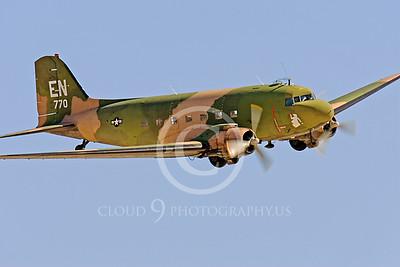 WB-C-47 00014 Douglas AC-47 Skytrain by Peter J Mancus
