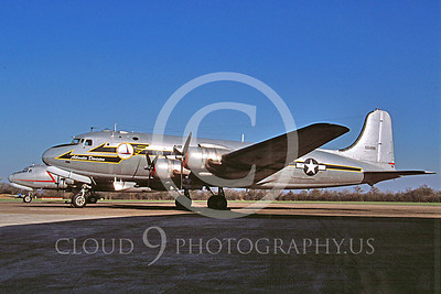 WB - Douglas C-54 Skymaster 00003 Douglas C-54 Skymaster by Peter Elliott