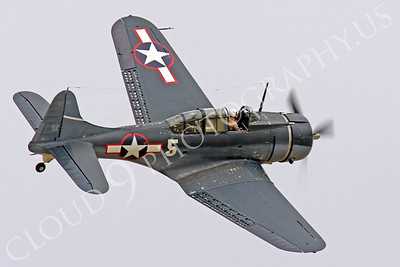 WB - Douglas SBD Dauntless 00022 Douglas SBD Dauntless US Navy World War II dive bomber warbird by Peter J Mancus
