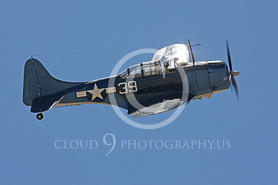WB-SBD 00036 Douglas SBD Dauntless US Navy by Peter J Mancus