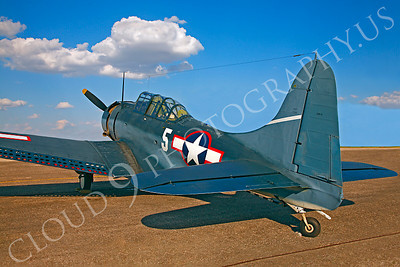 WB - Douglas SBD Dauntless 00013 Douglas SBD Dauntless US Navy World War II dive bomber warbird by Peter J Mancus