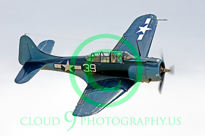 WB - Douglas SBD Dauntless 00008 Douglas SBD Dauntless by Peter J Mancus