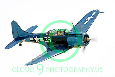 WB - Douglas SBD Dauntless 00050 Douglas SBD Dauntless by Peter J Mancus