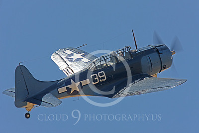 WB-SBD Dauntless 00004 Douglas SBD Dauntless US Navy by Peter J Mancus
