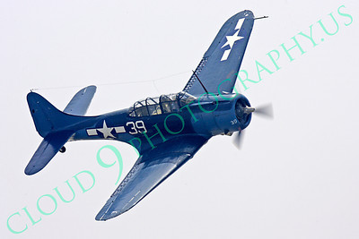 WB - Douglas SBD Dauntless 00042 Douglas SBD Dauntless US Navy World War II dive bomber warbird by Peter J Mancus