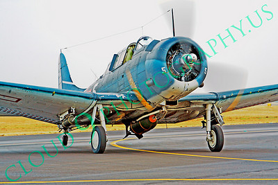 WB - Douglas SBD Dauntless 00001 Douglas SBD Dauntless US Navy World War II dive bomber warbird by Peter J Mancus