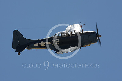WB-SBD 00006 Douglas SBD Dauntless US Navy by Peter J Mancus
