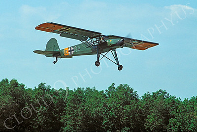 WB - 00008 Fieseler Fi 156 Storch German Air Force by Stephen W D Wolf