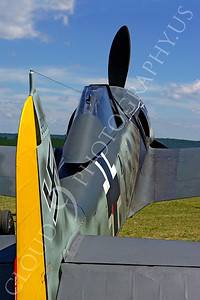 WB - Focke-Wulf Fw 190 00007 Focke-Wulf Fw 190 German World War II fighter warbird by Stephen W D Wolf