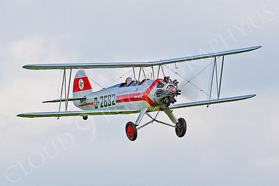 WB - Focke-Wulf Fw 44 Stieglitz D-2692 00010 by Tony Fairey