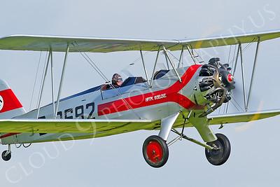 WB - Focke-Wulf Fw 44 Stieglitz D-2692 00034 by Tony Fairey