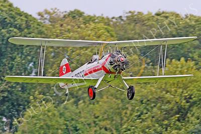 WB - Focke-Wulf Fw 44 Stieglitz D-2692 00036 by Tony Fairey
