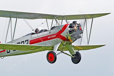 CUNWB 00040 Focke-Wulf Fw 44 Stieglitz D-2692 by Tony Fairey