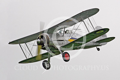 WB-Gloster Gladiator 00002 British Royal Air Force by Tony Fairey