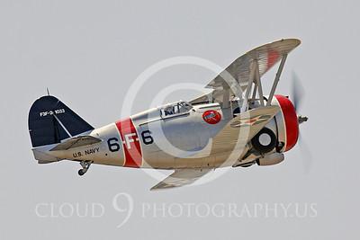 WB - Grumman F3F-2 00018 Grumman F3F-2 by Peter J Mancus