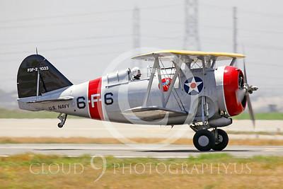WB - Grumman F3F-2 00005 Grumman F3F-2 by Peter J Mancus