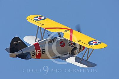 WB-F3F 00002 Grumman F3F US Navy by Peter J Mancus
