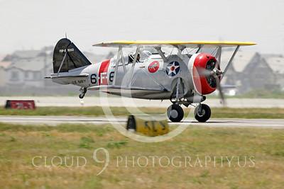 WB - Grumman F3F-2 00009 Grumman F3F-2 by Peter J Mancus