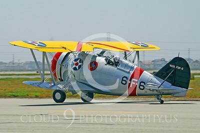 WB - Grumman F3F-2 00017 Grumman F3F-2 by Peter J Mancus