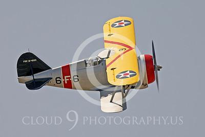 WB - Grumman F3F-2 00020 Grumman F3F-2 by Peter J Mancus