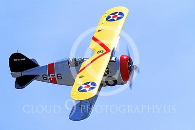 WB - Grumman F3F-2 00014 Grumman F3F-2 by Peter J Mancus