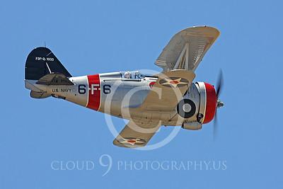 WB-F3F 00010 Grumman F3F US Navy by Peter J Mancus