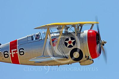 WB-F3F 00006 Grumman F3F US Navy by Peter J Mancus