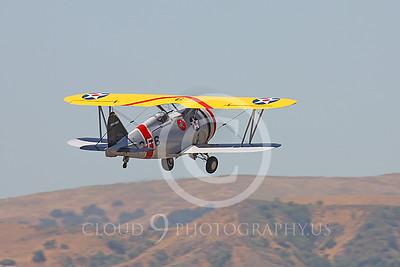 WB-F3F 00008 Grumman F3F US Navy by Peter J Mancus