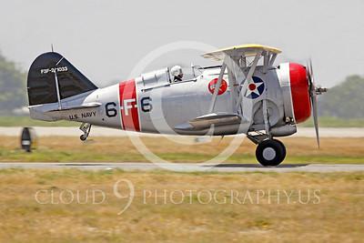 WB - Grumman F3F-2 00025 Grumman F3F-2 by Peter J Mancus