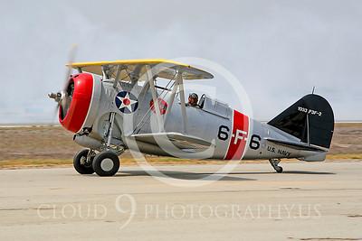 WB - Grumman F3F-2 00001 Grumman F3F-2 by Peter J Mancus