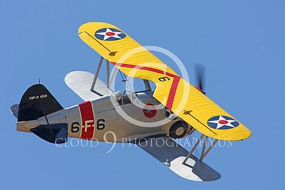 WB-F3F 00024 Grumman F3F US Navy by Peter J Mancus