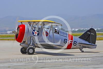 WB - Grumman F3F-2 00007 Grumman F3F-2 by Peter J Mancus