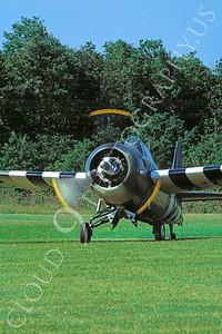 WB - 00001 Grumman F4 Wildcat British Royal Navy by Stephen W D Wolf
