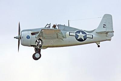 WB - 00036 Grumman F4F Wildcat by Peter J Mancus