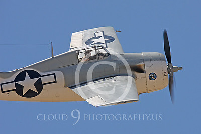 WB-F4F 00006 Grumman F4F Wildcat US Navy by Peter J Mancus