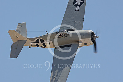 WB-F4F 00008 Grumman F4F Wildcat US Navy by Peter J Mancus