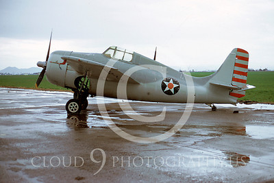 WB - Grumman F4F Wildcat 00005 Grumman F4F Wildcat US Navy warbird markings by Peter J Mancus
