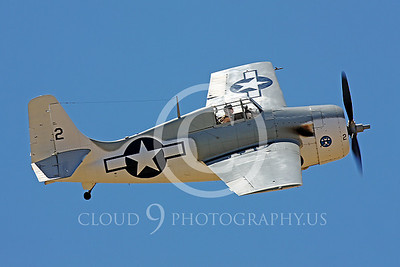 WB-F4F 00018 Grumman F4F Wildcat US Navy by Peter J Mancus