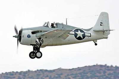 WB - 00012 Grumman F4F Wildcat by Peter J Mancus