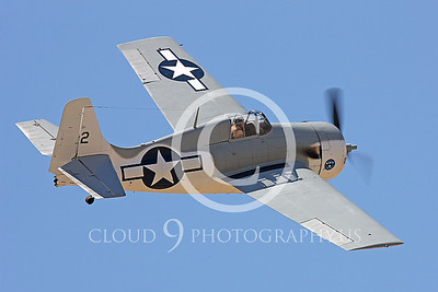 WB-F4F 00010 Grumman F4F Wildcat US Navy by Peter J Mancus