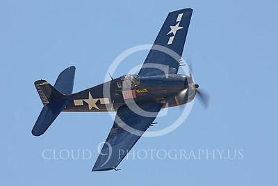 WB-F6F 00008 Grumman F6F Hellcat US Navy by Peter J Mancus