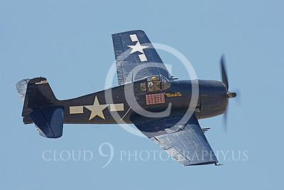 WB-F6F 00032 Grumman F6F Hellcat US Navy by Peter J Mancus