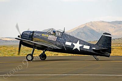 WB - 00035 Grumman F6F Hellcat by Peter J Mancus