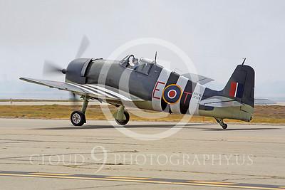 WB - Grumman F6F Hellcat 00005 Grumman F6F Hellcat British Royal Navy warbird markings by Peter J Mancus