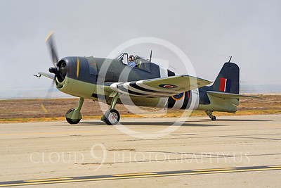 WB - Grumman F6F Hellcat 00019 Grumman F6F Hellcat British Royal Navy warbird markings by Peter J Mancus